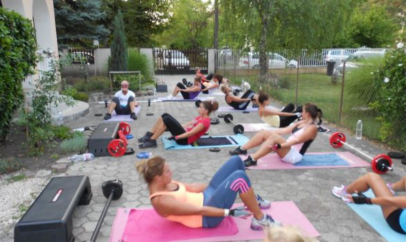 Balatoni edzőtábor