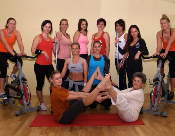 Korzó Fitness